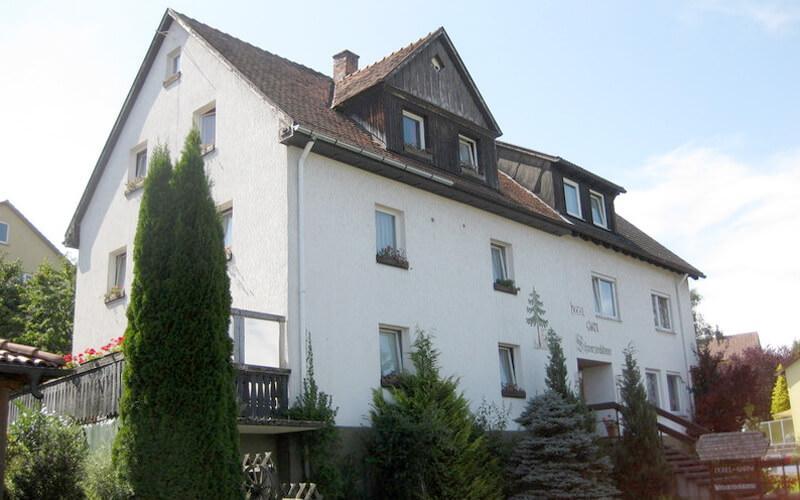 Hotel Garni Schwarzwaldtanne