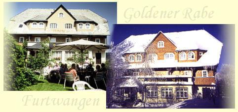 Hotel Restaurant Goldener Rabe