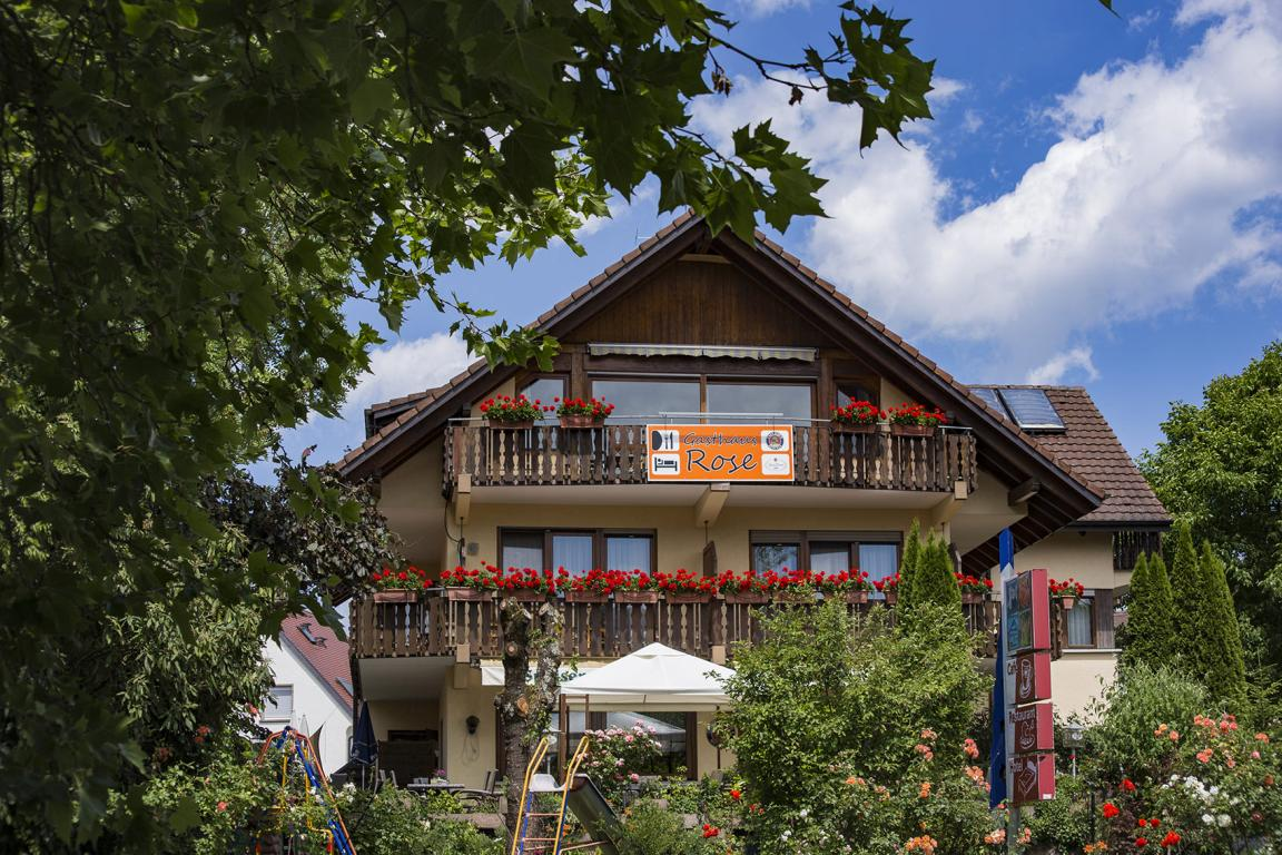 Haus Rose , Pension in Allensbach