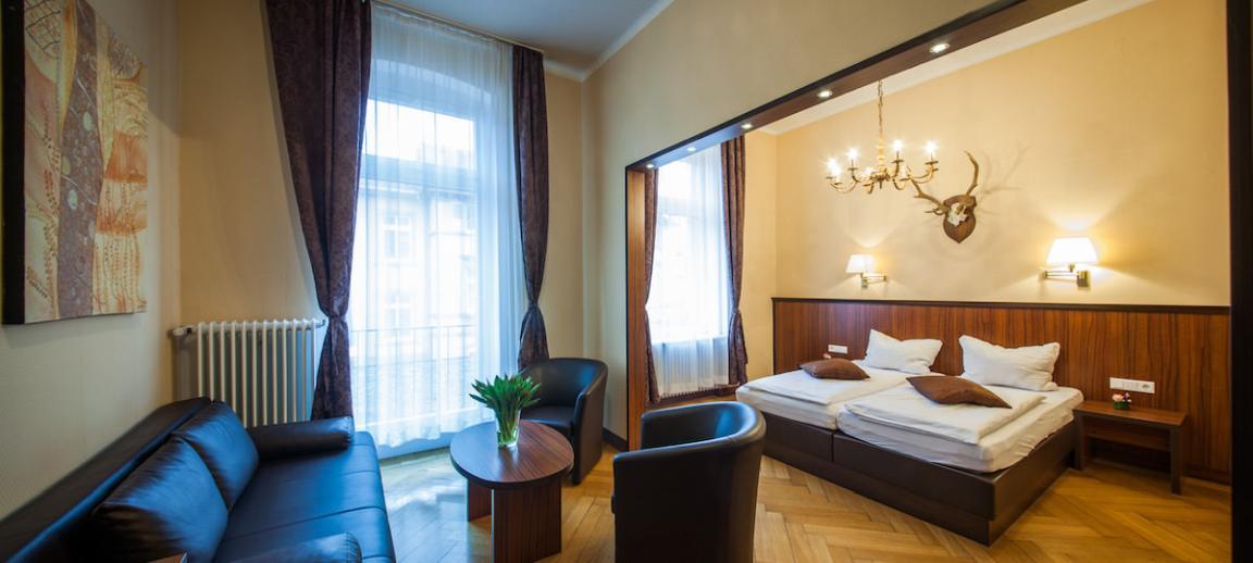 Freiburg im Breisgau: Hotel Der Kaiser