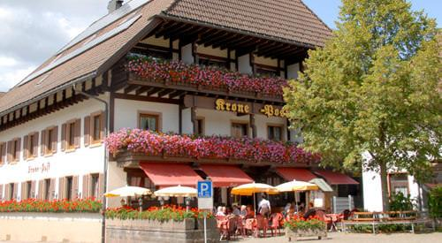 Hotel Pension Krone-Post