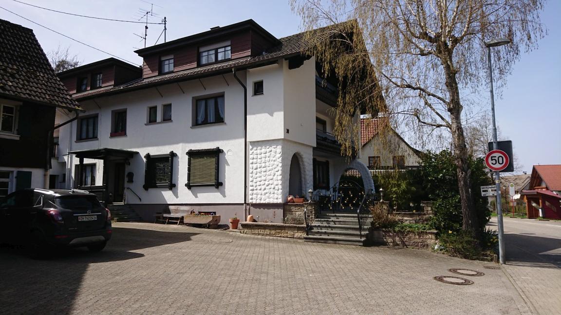 Simonswald: Pension Schloßbergblick