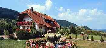 Simonswald: Gästehaus Zum Deutschen Hof