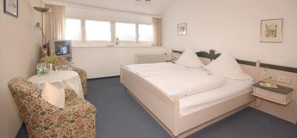 St. Peter: Hotel Zum Hirschen