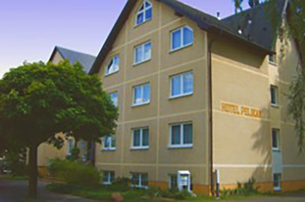 Pelikan, Pension in Luckenwalde bei Trebbin
