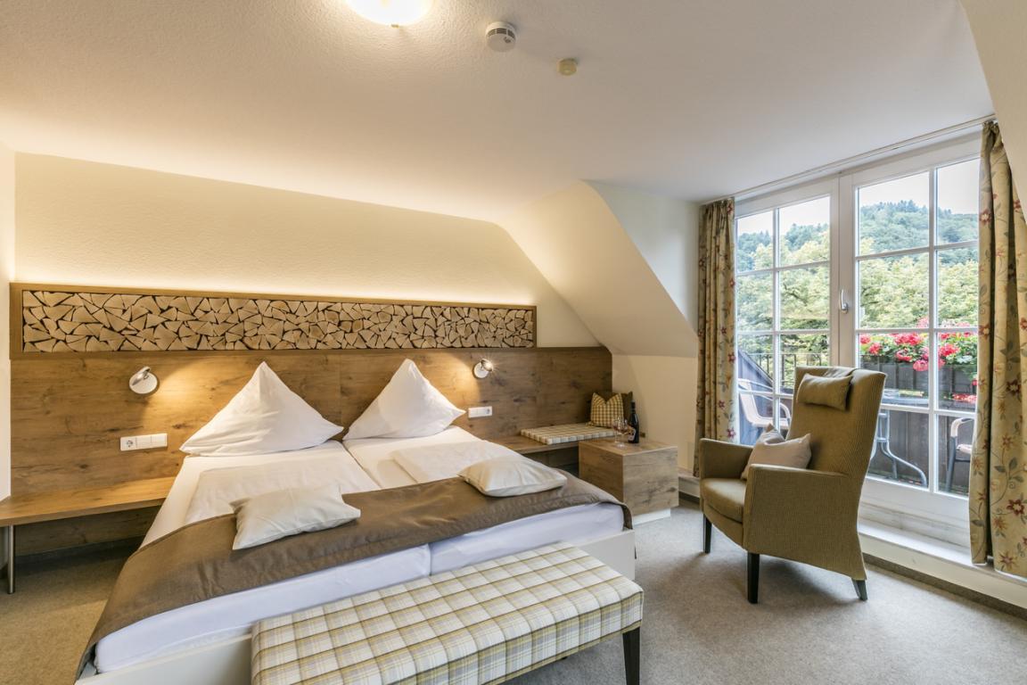 Glottertal: Gästehaus Zum Goldenen Engel