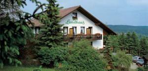 Hotel Landhaus am Kunstberg***