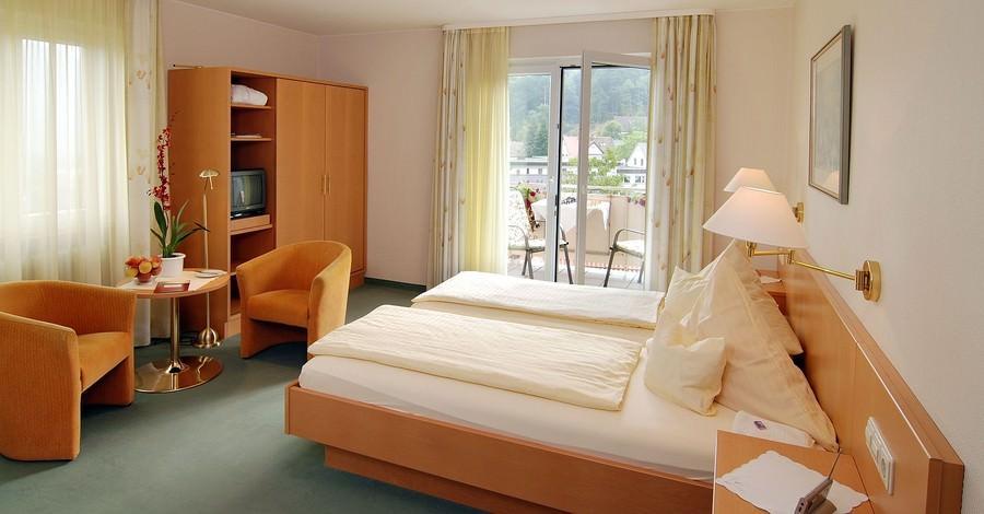 Badenweiler: Hotel Garni Morgensonne