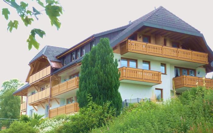 Bernau im Schwarzwald: Ferienwohnung  HOCHTALBLICK