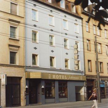 München: Hotel Jedermann