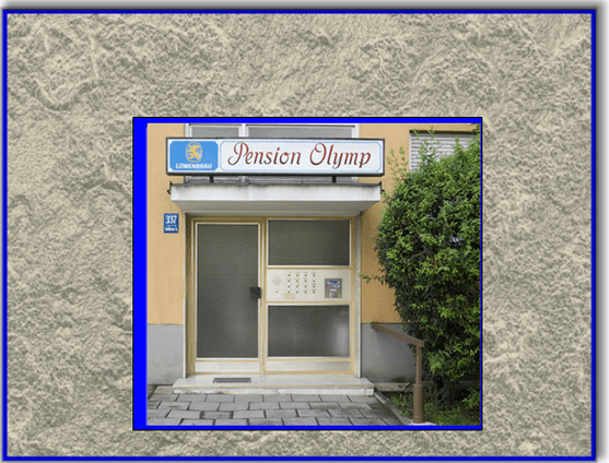 Pension Olymp, Pension in München bei Karlsfeld