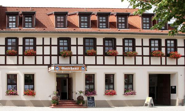 Beeskow: Hotel Garni Zum Schwan
