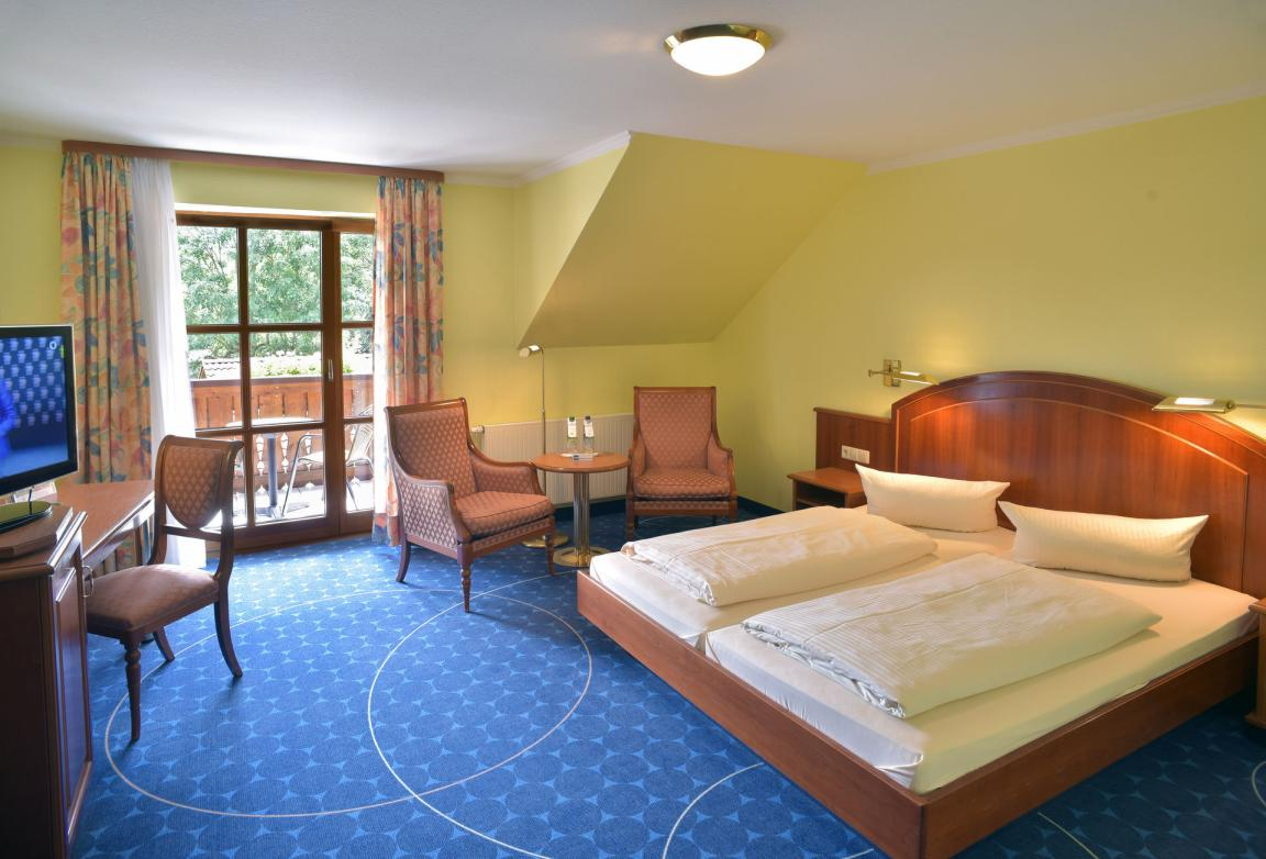 Feldafing: Akzent Hotel Alte Linde