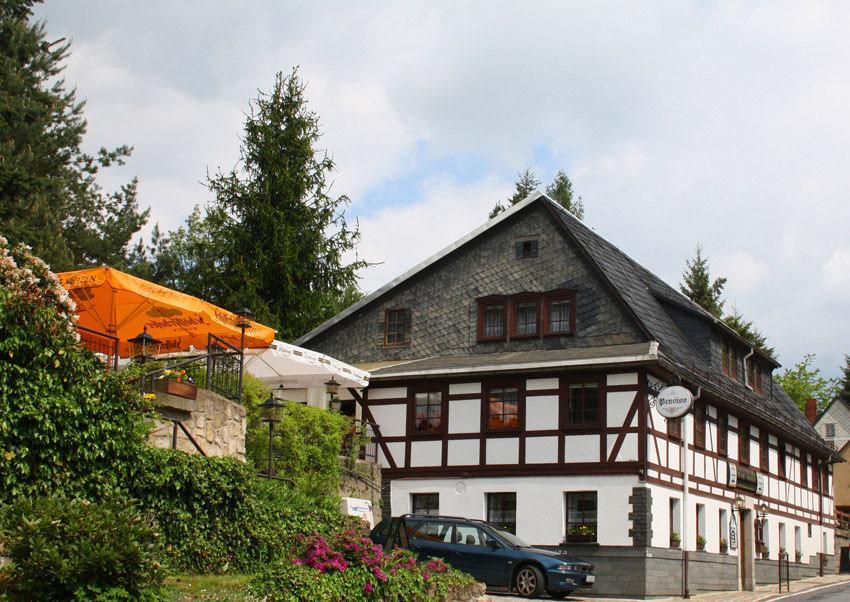Pension Meschkes Gasthaus, Pension in Hohnstein bei Porschendorf