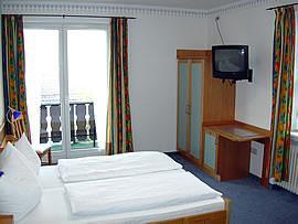 Hotelpension Stadler, Monteurzimmer in Oberammergau bei Steingaden
