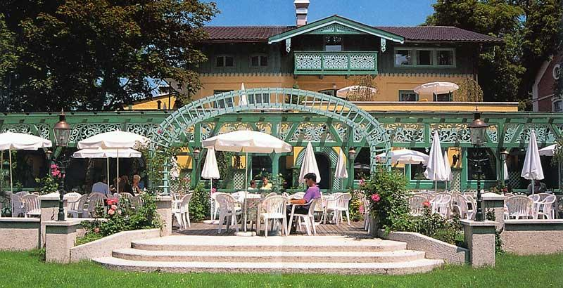 & Restaurant Bihler am Kurpark, Pension in Bad Aibling bei Tuntenhausen