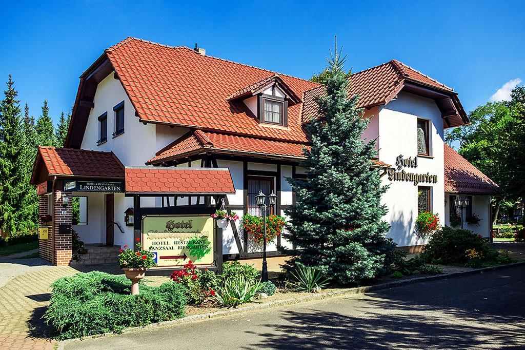 Lindengarten, Pension in Lübben-Treppendorf bei Leipe