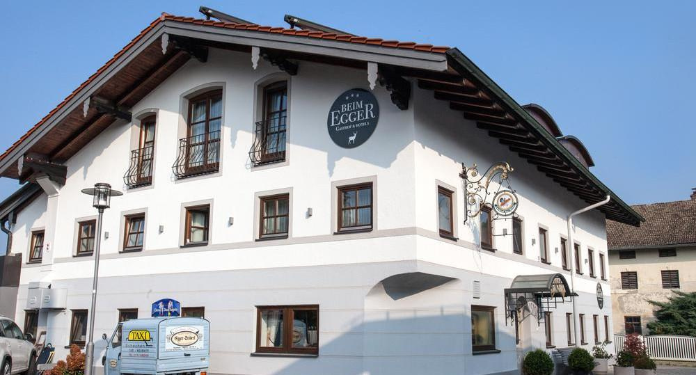 DEVA  Beim Egger, Pension in Schechen