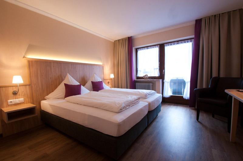 Grassau: Hotel & Gasthof Sperrer