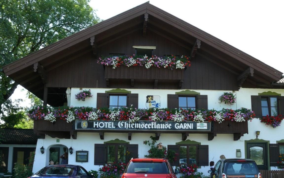 Hotel Garni Chiemseeklause, Hotel in Übersee bei Schönau am Königssee
