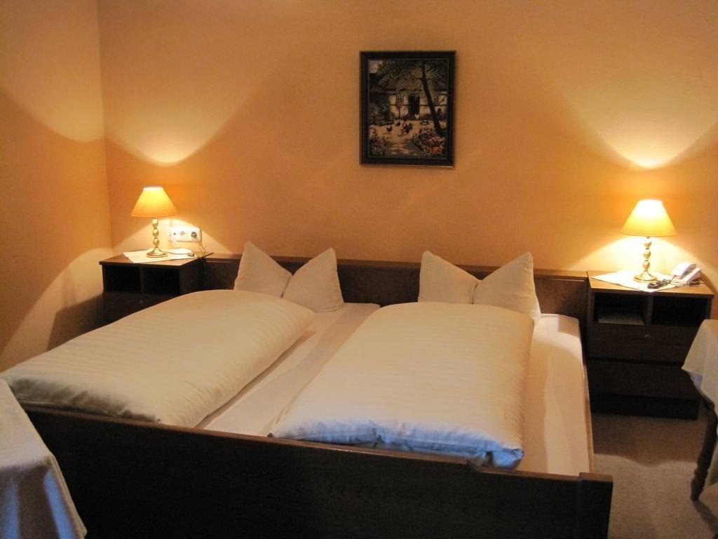 Übersee: Hotel zur Schönen Aussicht