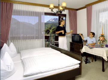 Reit im Winkl: Hotel am Hauchen