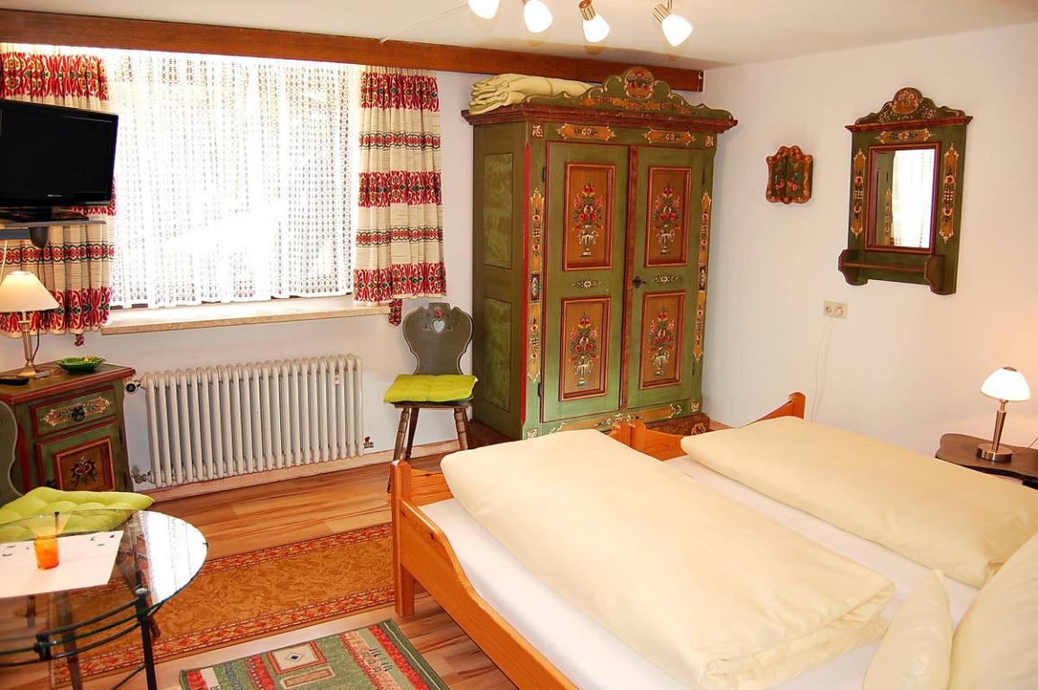 Ruhpolding: Hotel & Pension Haus Heidelberg