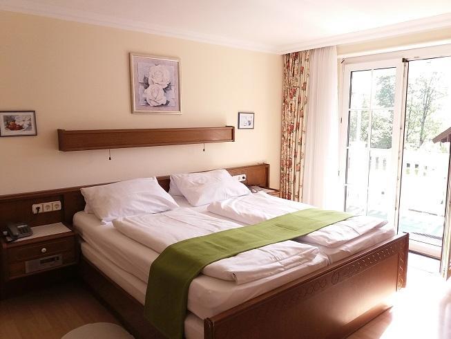 Ruhpolding: Hotel Garni Parkhotel Ruhpolding