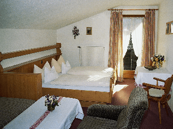 Bergen: Hotel Garni Säulner Hof
