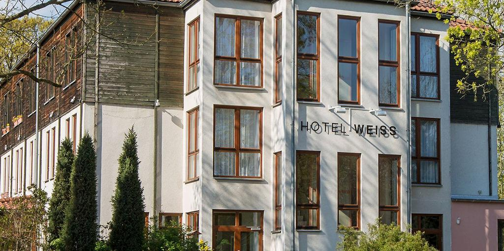Flair-Hotel Weisss in Angermünde