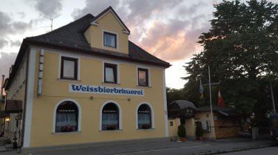 Freilassing: Hotel & Brauereigasthof Weißbräu