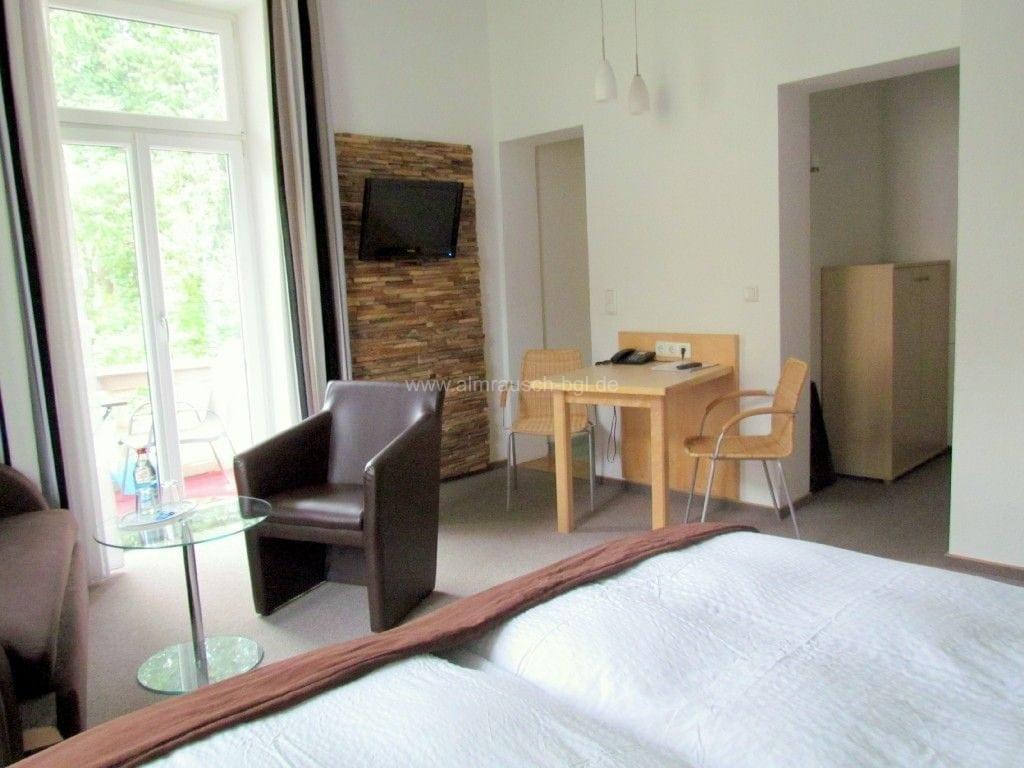 Bad Reichenhall: Hotel Almrausch