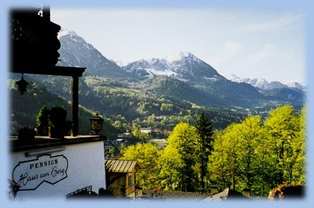 Pension Haus am Berg , Pension in Berchtesgaden bei Ramsau