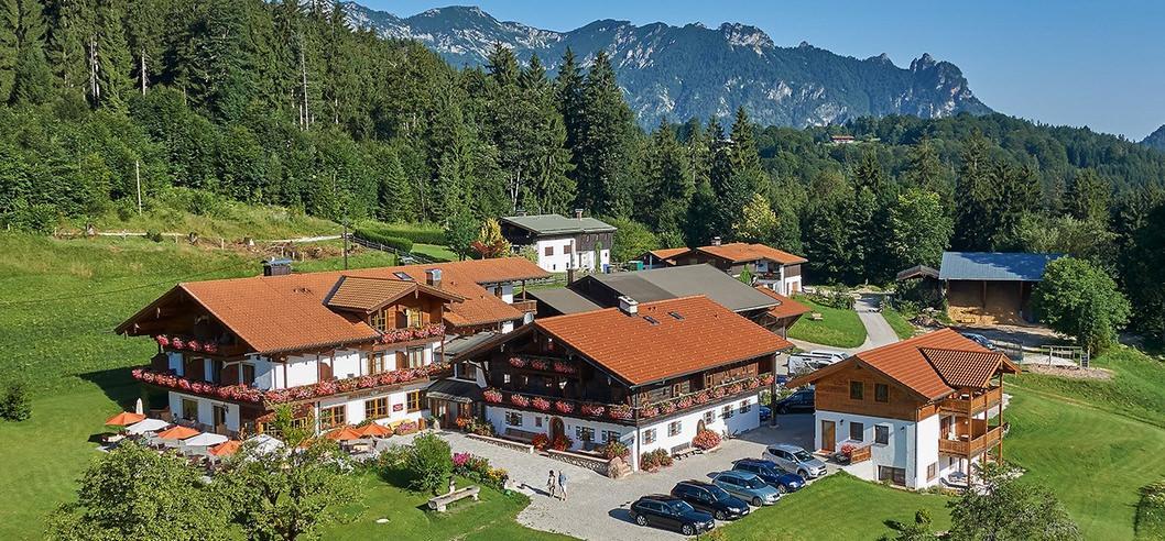 Bischofswiesen: Alpenhotel Hundsreitlehen