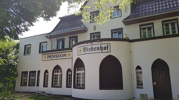 Pension Birkenhof, Pension in Birkenwerder bei Hennigsdorf