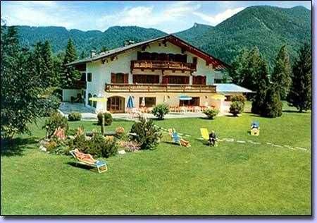 Rottach-Egern: Hotel Garni Sonnenhof