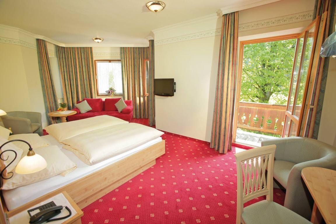 Bayrischzell: Hotel & Postgasthof Rote Wand