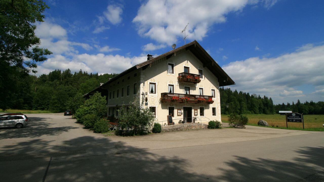 Hotel & Restaurant Auerschmiede in Irschenberg