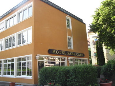Park Cafe, Pension in Landshut bei Arth