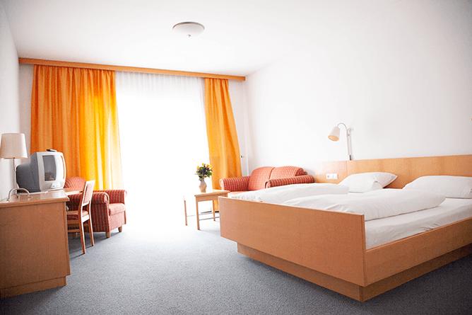 Titting: Hotel & Gasthof Baumann