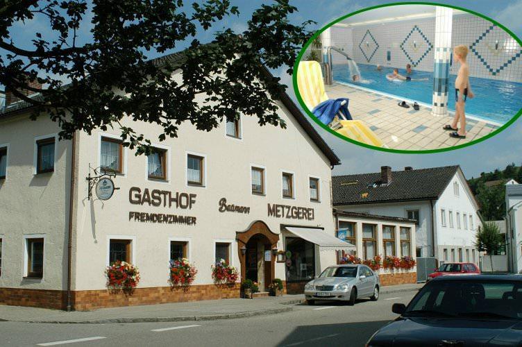 Hotel & Gasthof Baumann, 85135 Titting