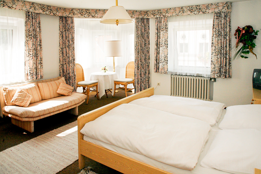 Hotel Garni Schmidbauer in Erding
