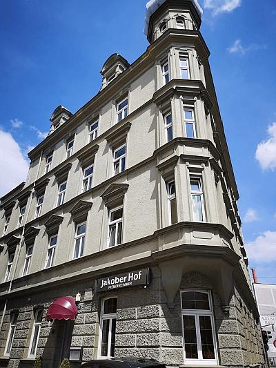 Hotel Jakober Hof in Augsburg