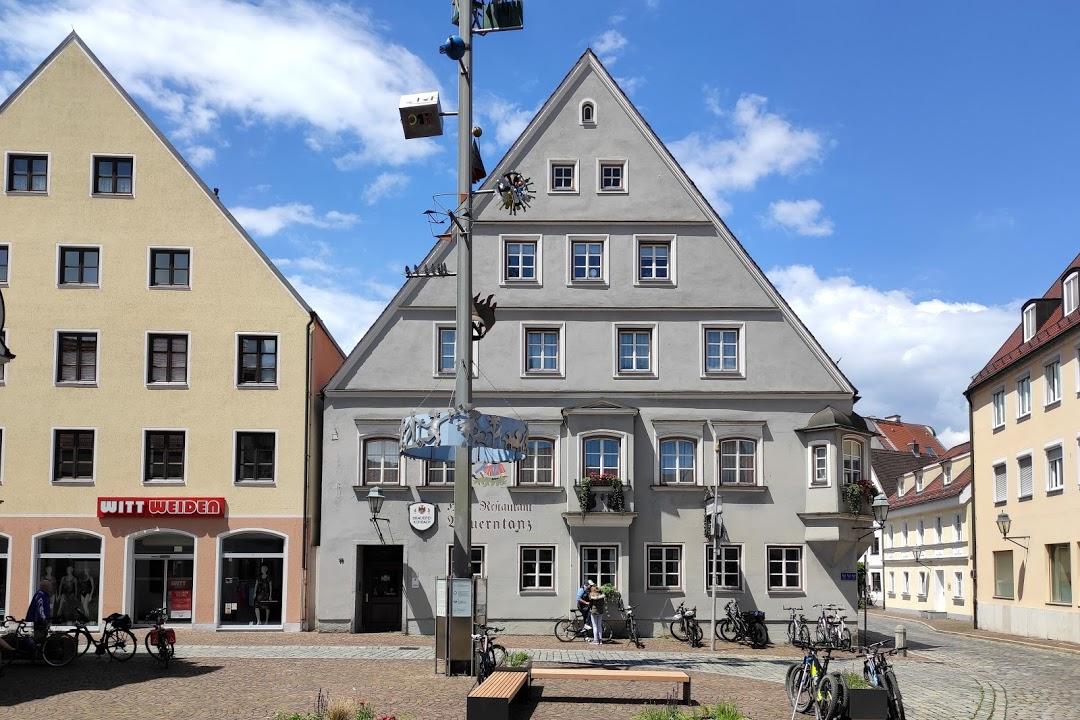 Hotel & Restaurant Zum Bauerntanz, Hotel in Aichach bei Augsburg