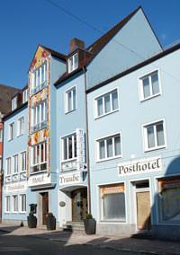 Donauwörth: Posthotel Traube