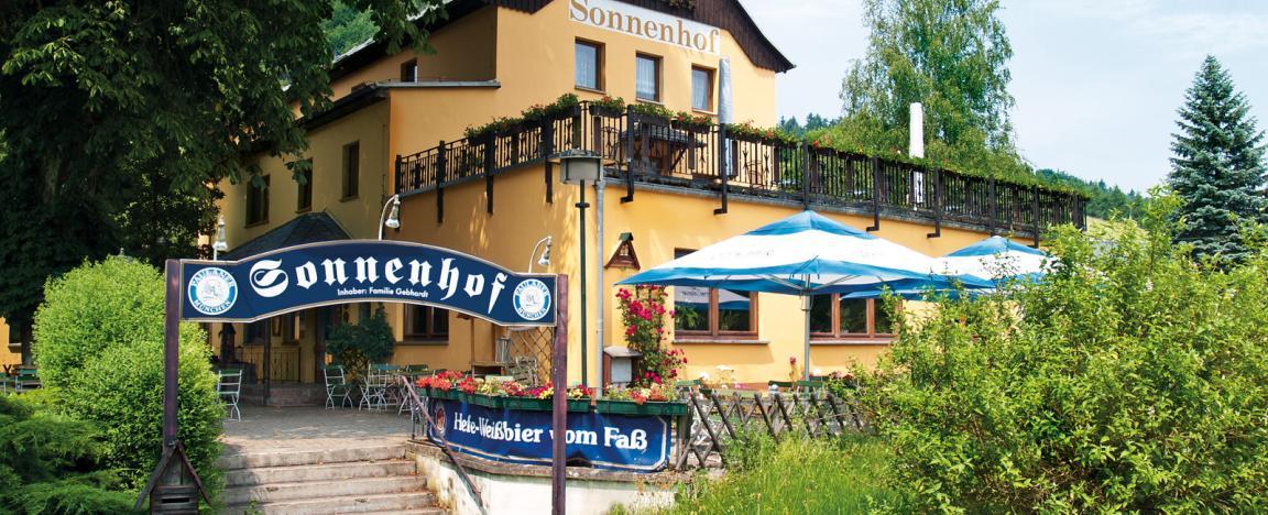 Hotel Sonnenhof, Hotel in Hinterhermsdorf bei Dresden