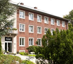 Münster: Hotel Garni Hotel Haus vom Guten Hirten