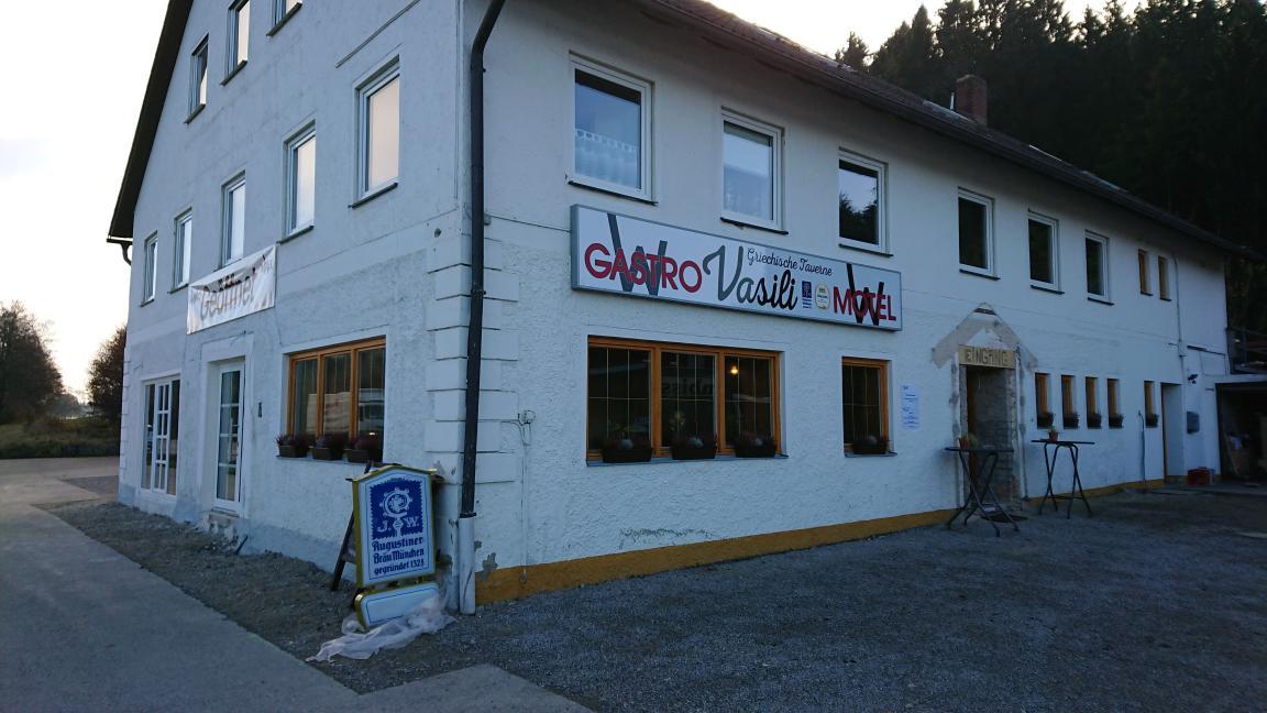 Gasthof Griechische Taverne Vasili in Denklingen