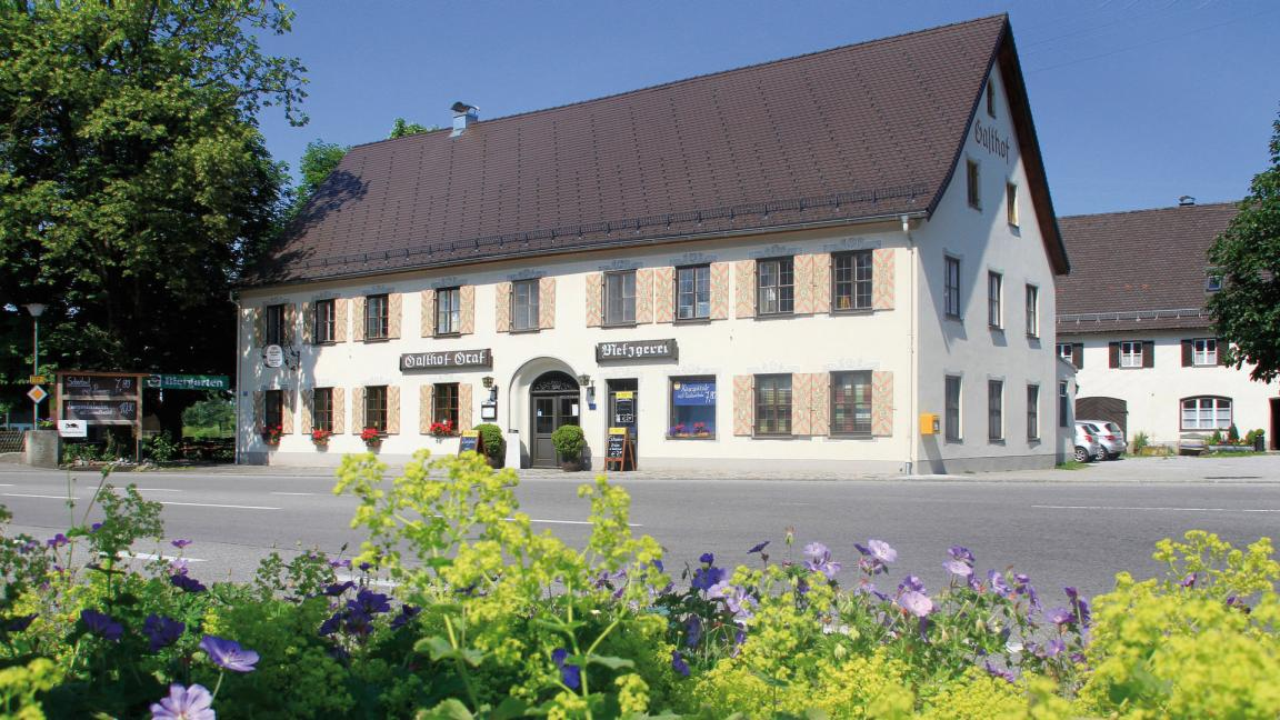 Pension & Gasthof Graf in Steingaden