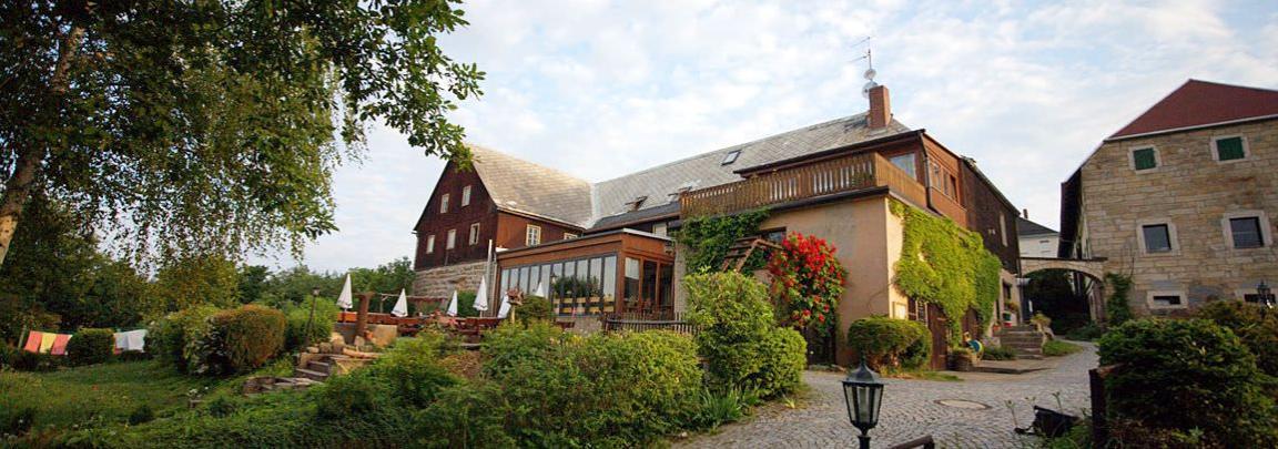 Lichtenhain: Hotel Berghof Lichtenhain